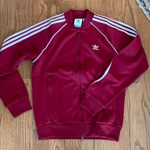 New! Adidas SST/Superstar Track Suit